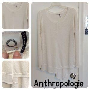 Anthropologie Akemi + Kin Long Sleeved Top